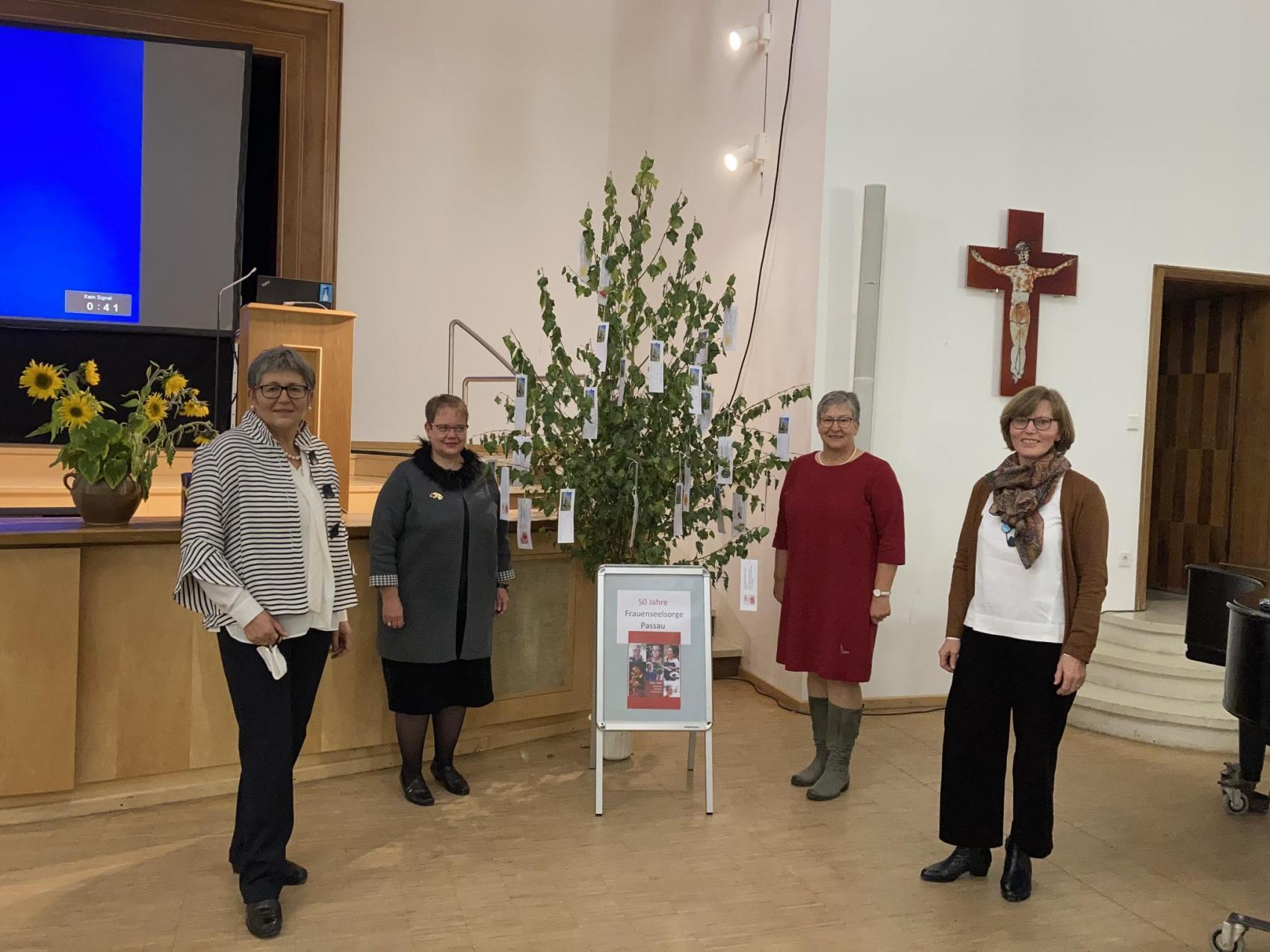 Jubiläum Hildegard Dr Gosebrink Uhrmann Pauli Westenberger