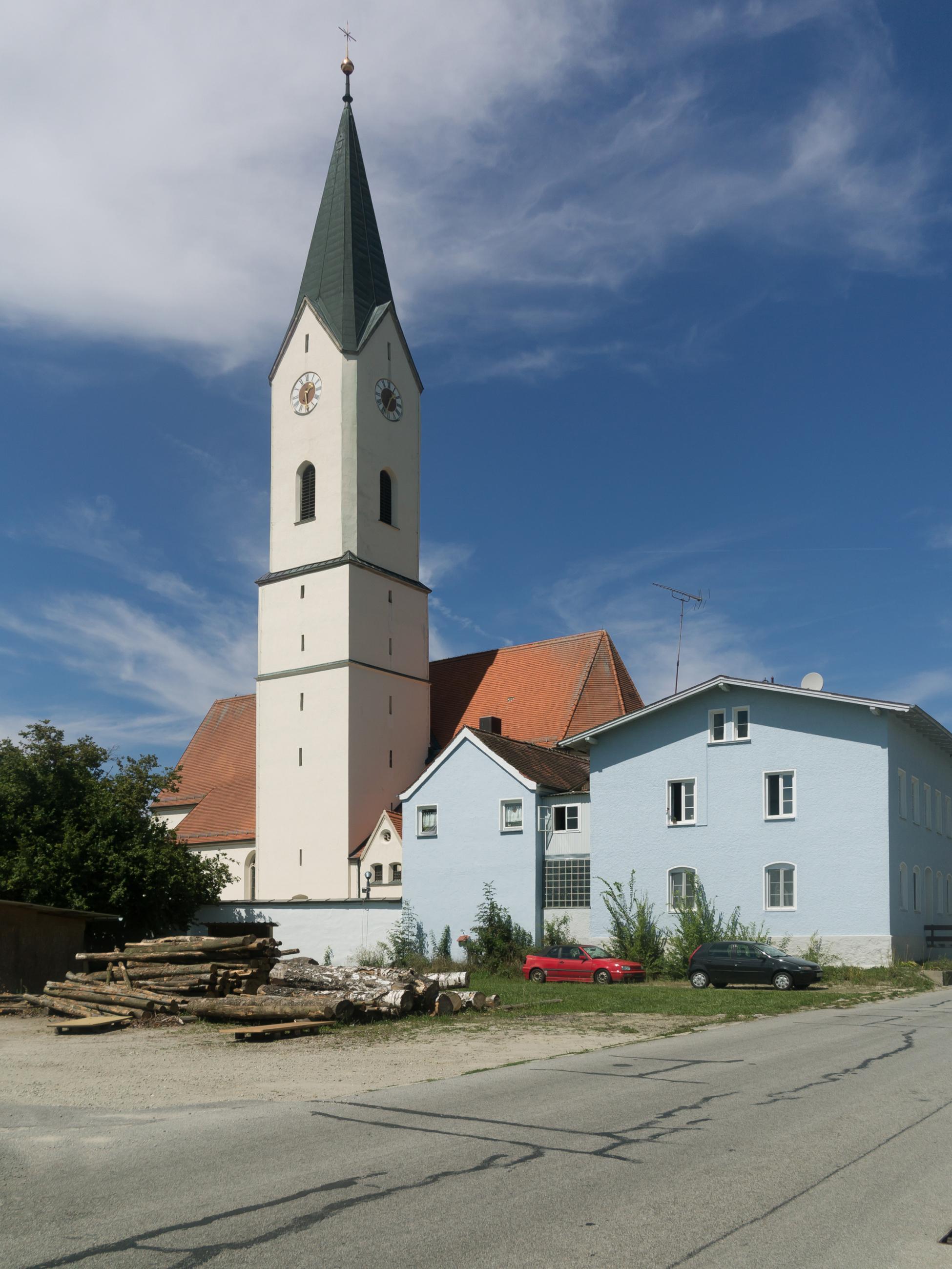 Karpfham2C Die Katholische Pfarrkirche Maric3A4 Himmelfahrt Dmd 2 75 124 104 Foto7 2017 08 08 13 20