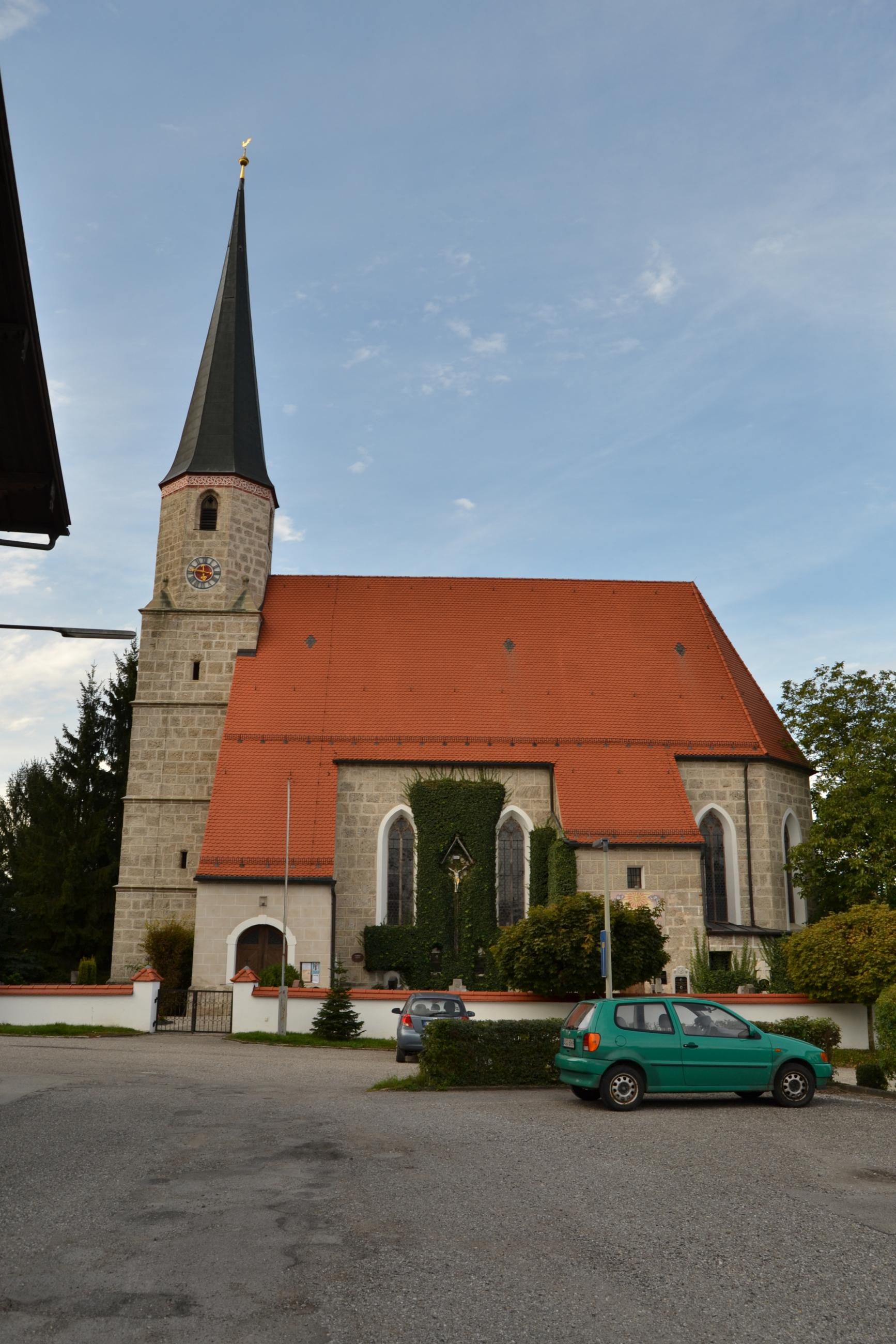 Katholische Filialkirche St Stephan In Mauerberg 18