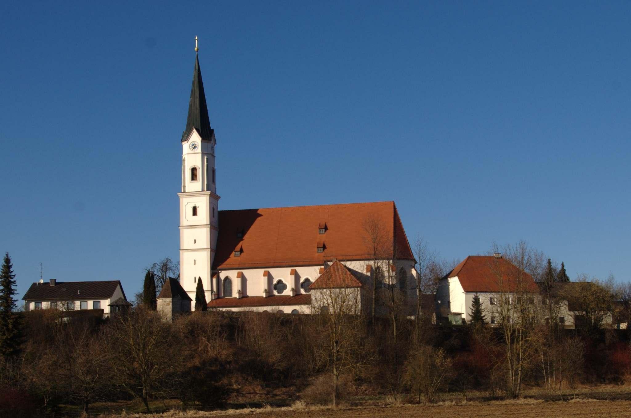 Kirchdorf St Marien
