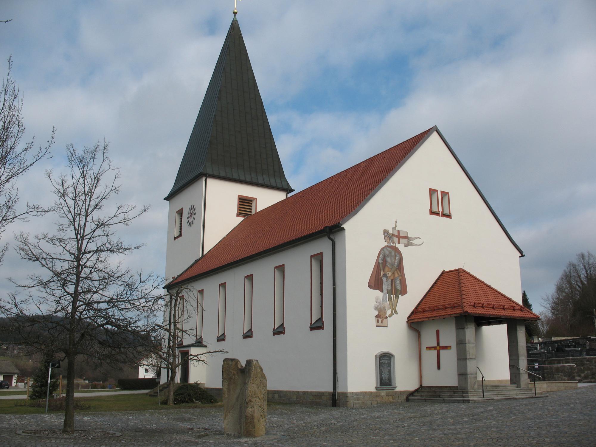 Kirche Nammering