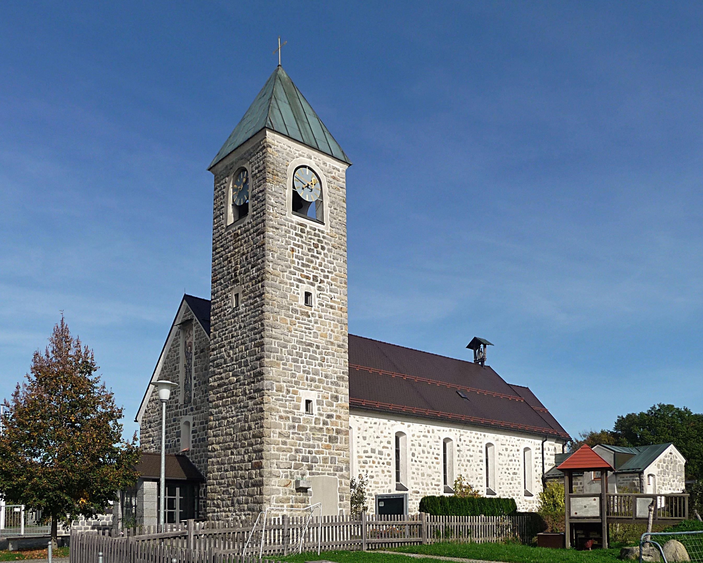 Kirche Bc3B6Hmzwiesel