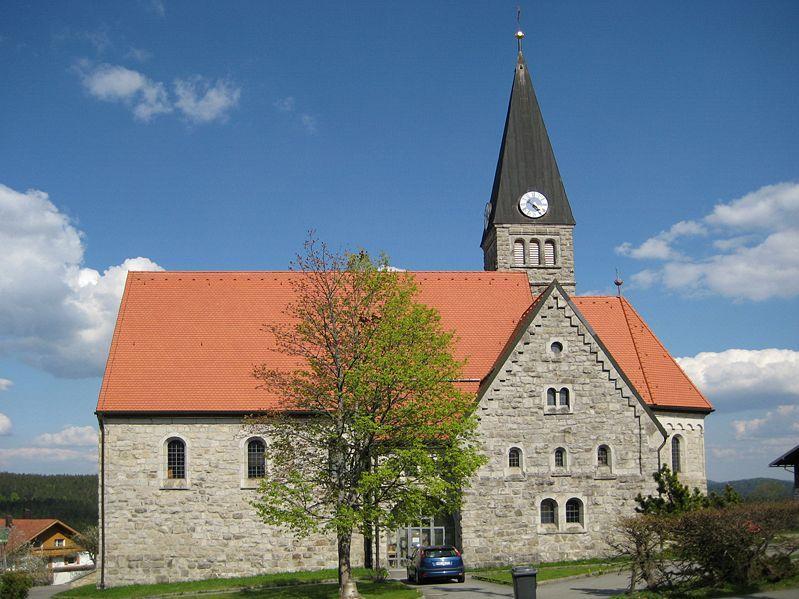 Kirche Finsterau