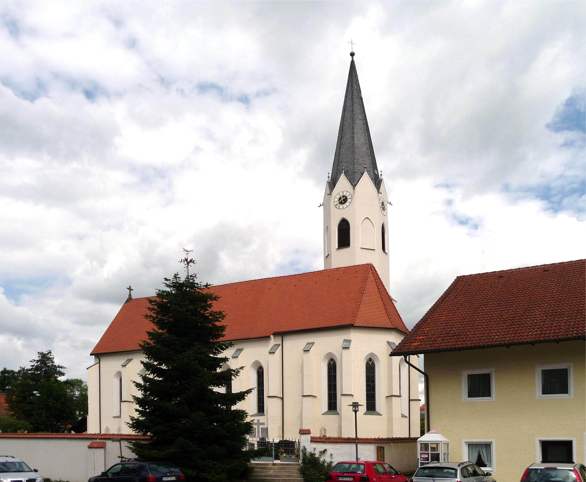 Kirche Malgersdorf 2