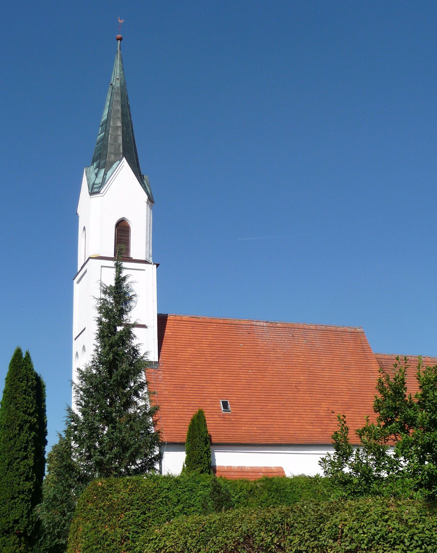 Kirche Maria Namen Neukirchen B  Arnstorf