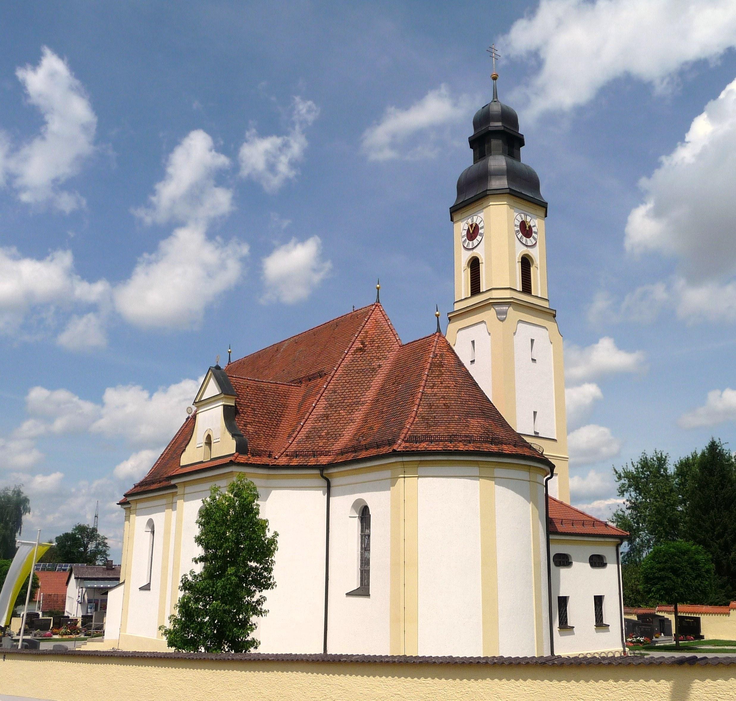 Kirche Obergessenbach