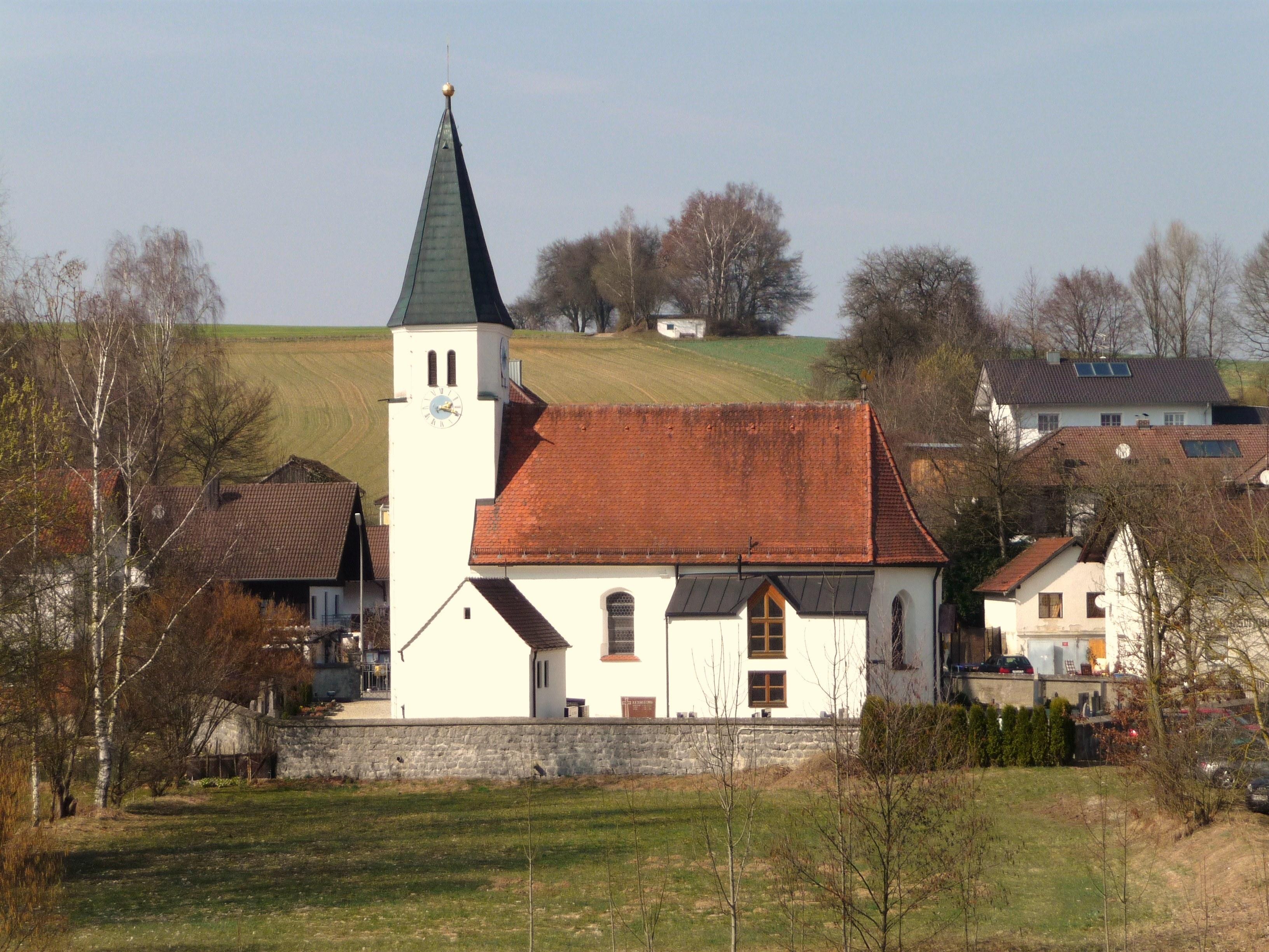 Kirche Oberiglbach