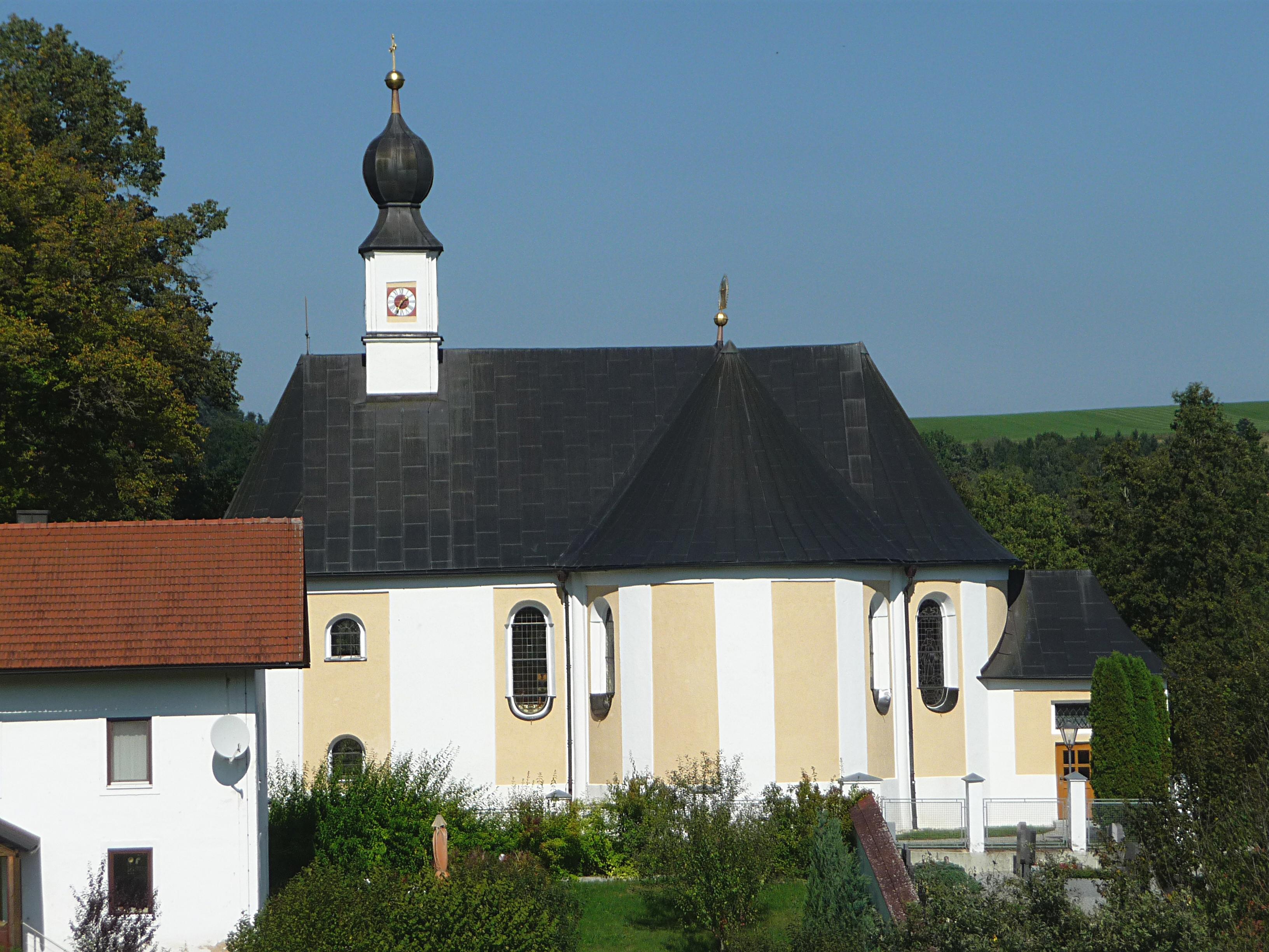 Kirche Schoellnstein