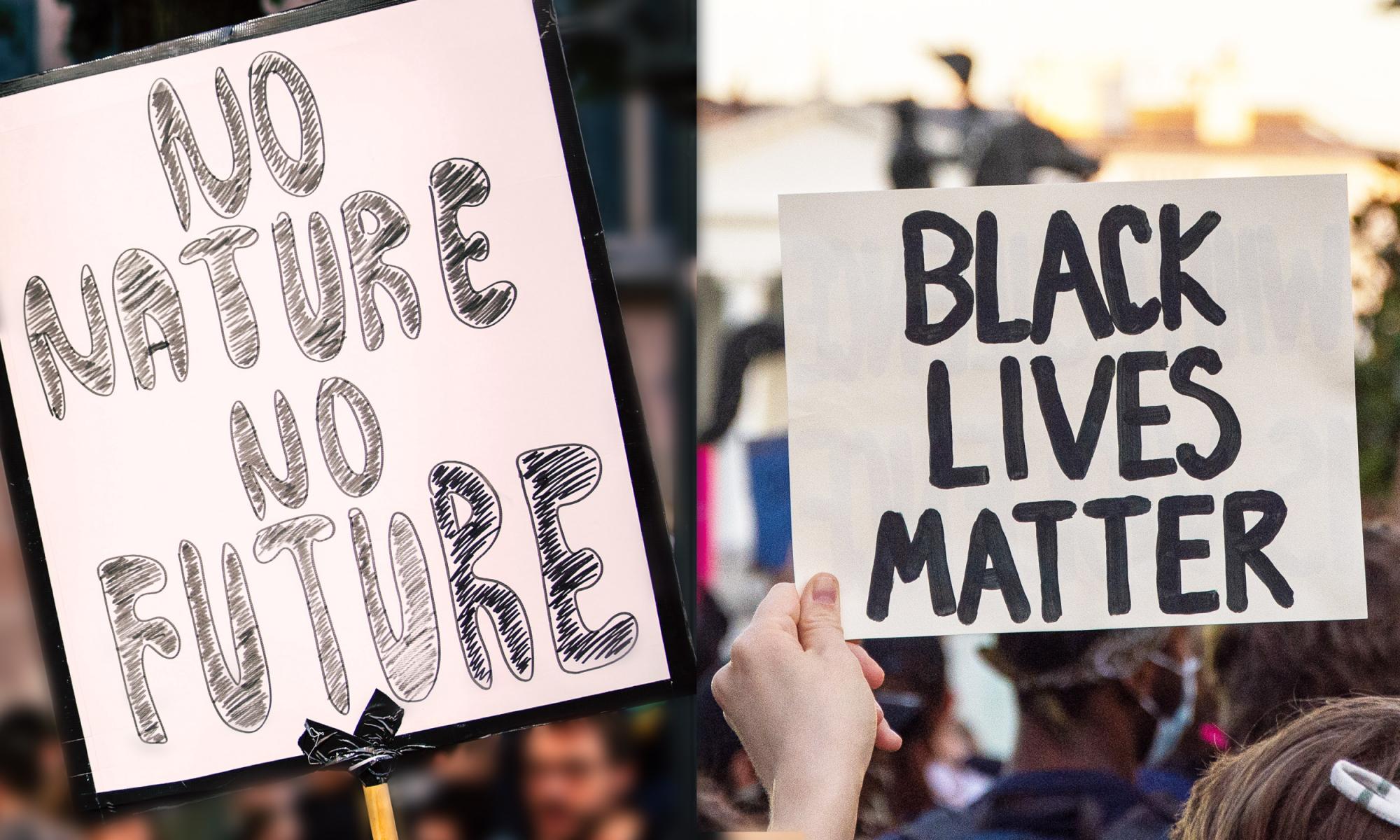 Klimaschutz Rassismus