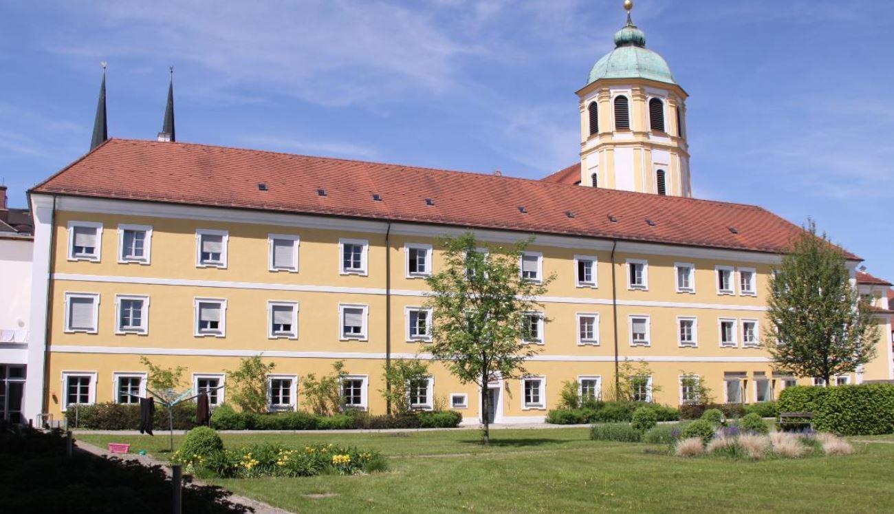 Kloster St Magdalena Altoetting Kapuziner