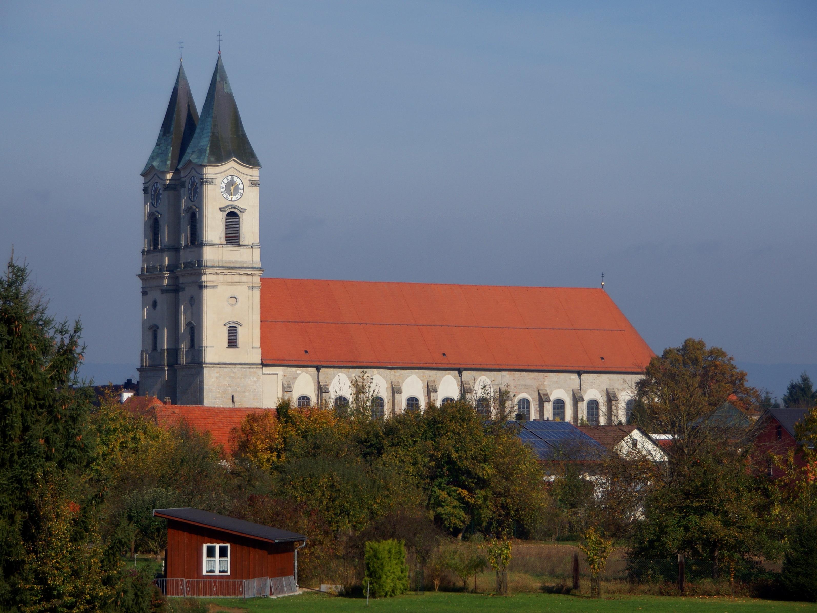 Klosterkirche Niederaltaich 200316 132959