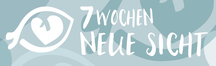 Logo 7 Wochen neue Sicht