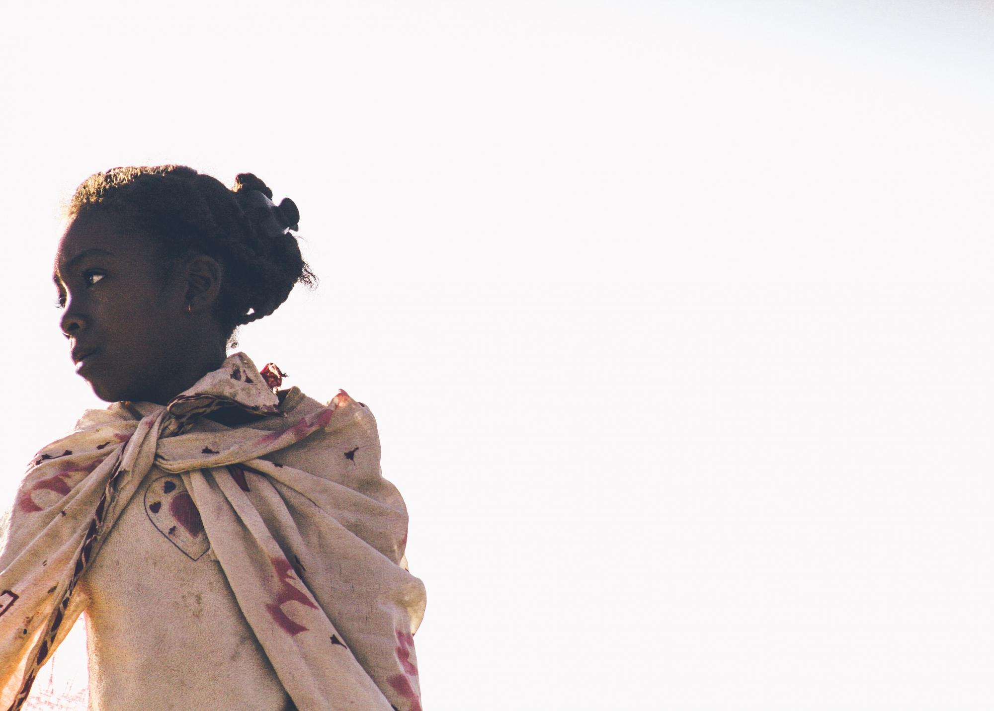 Mädchen Afrike Ban Yido on Unsplash
