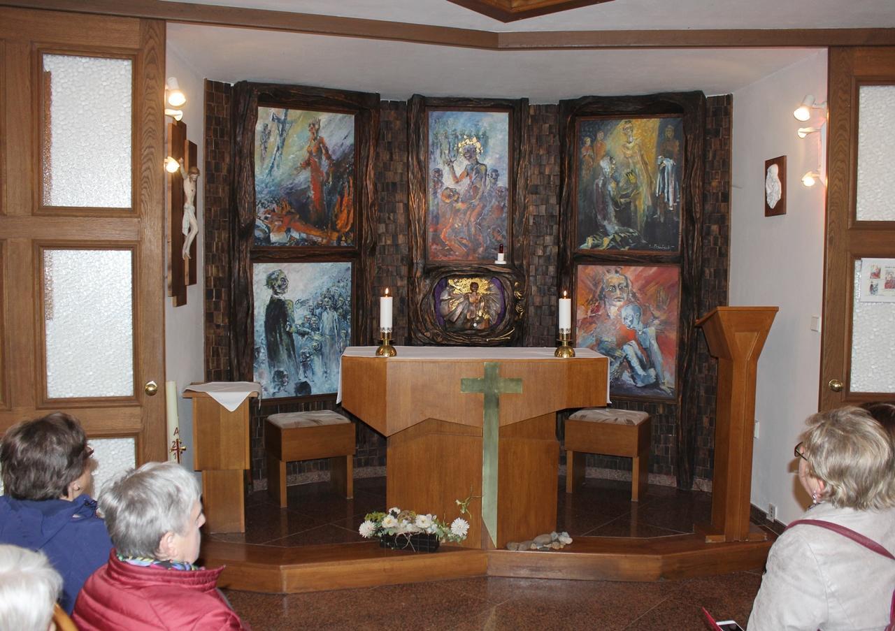 Maximilan Kolbe Kapelle_Garten6
