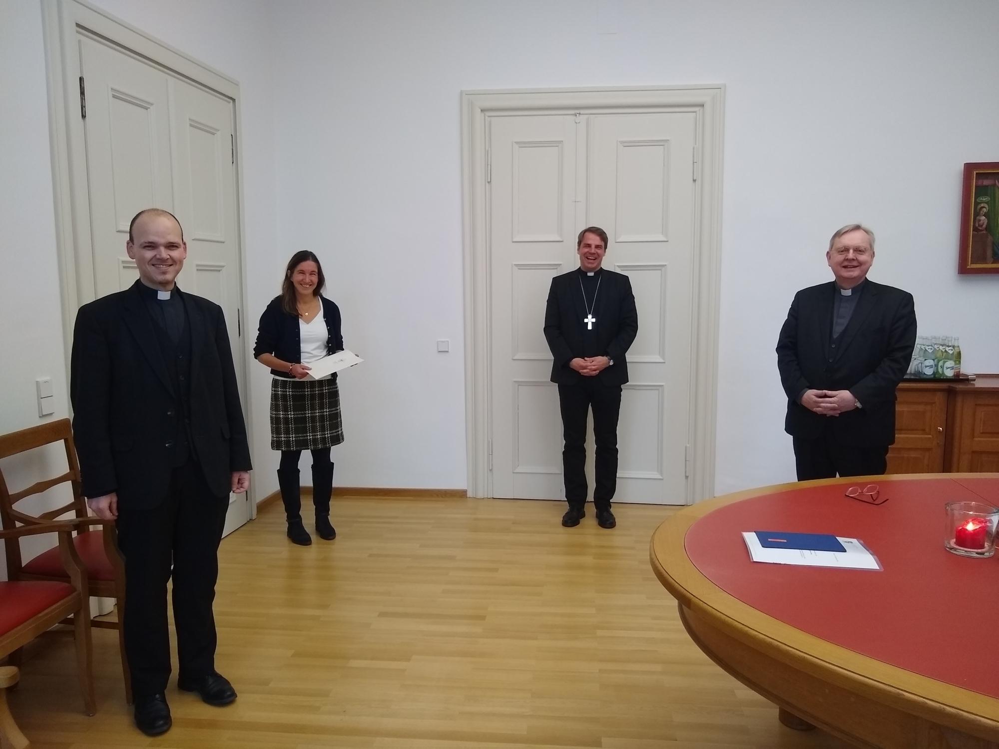 Neue Vorsitzende Neuevangelisierung