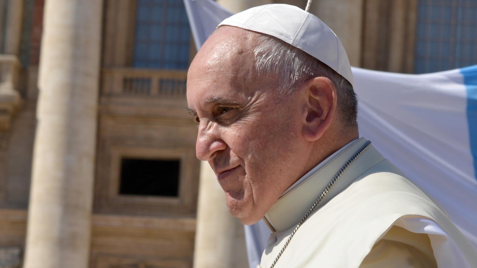 Papst Franziskus pixabay