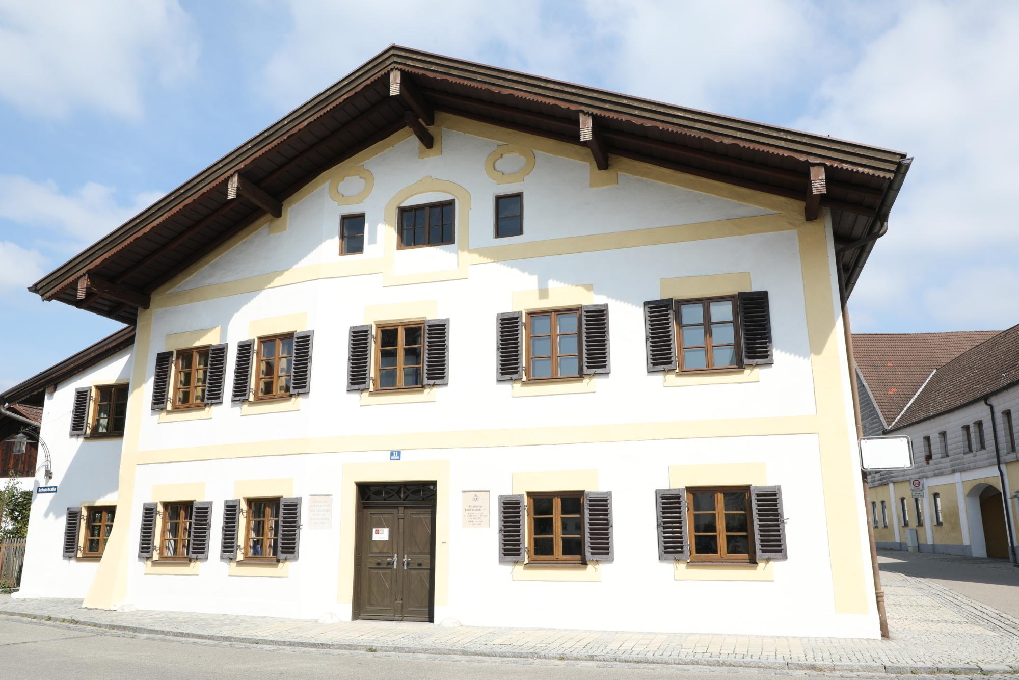 Papsthaus Benedikt Marktl a I