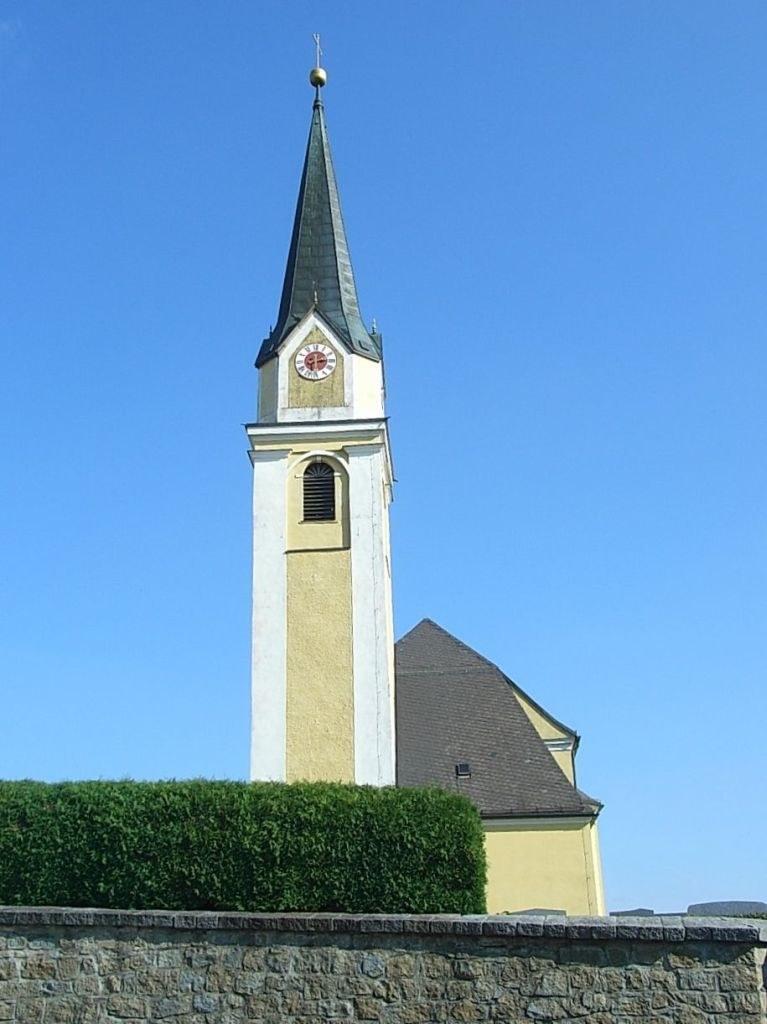 Pfarrkirche Aicha Vorm Wald