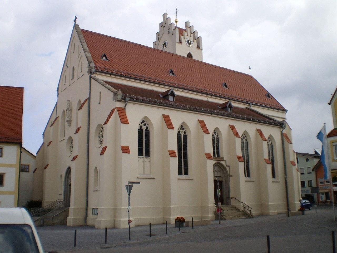Pfarrkirche Aidenbach
