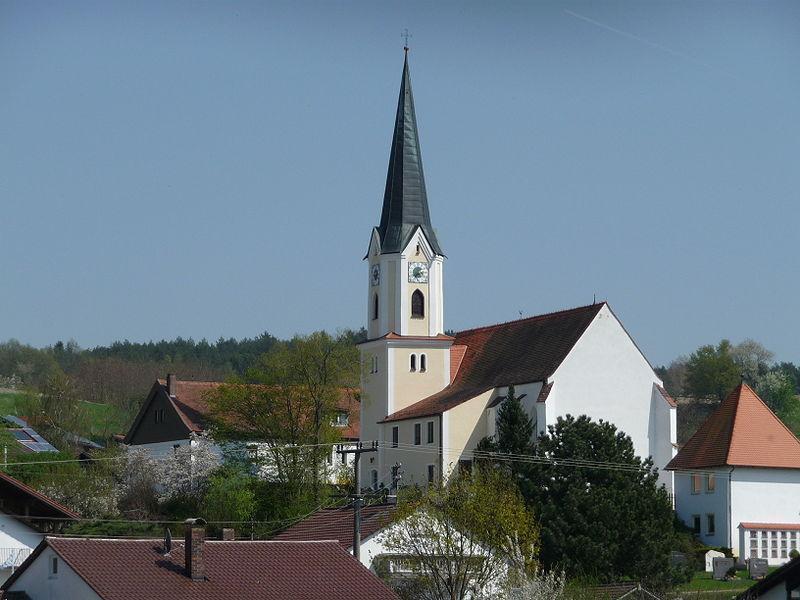 Pfarrkirche Amsham