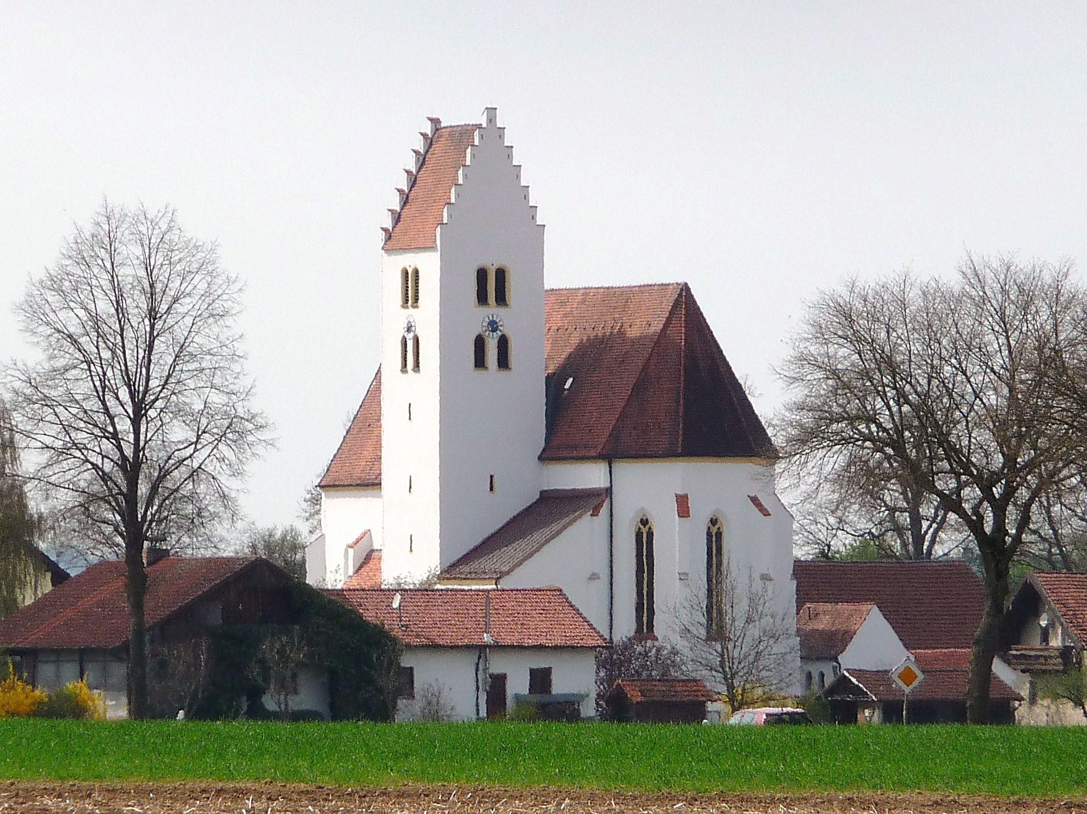 Pfarrkirche Dornach