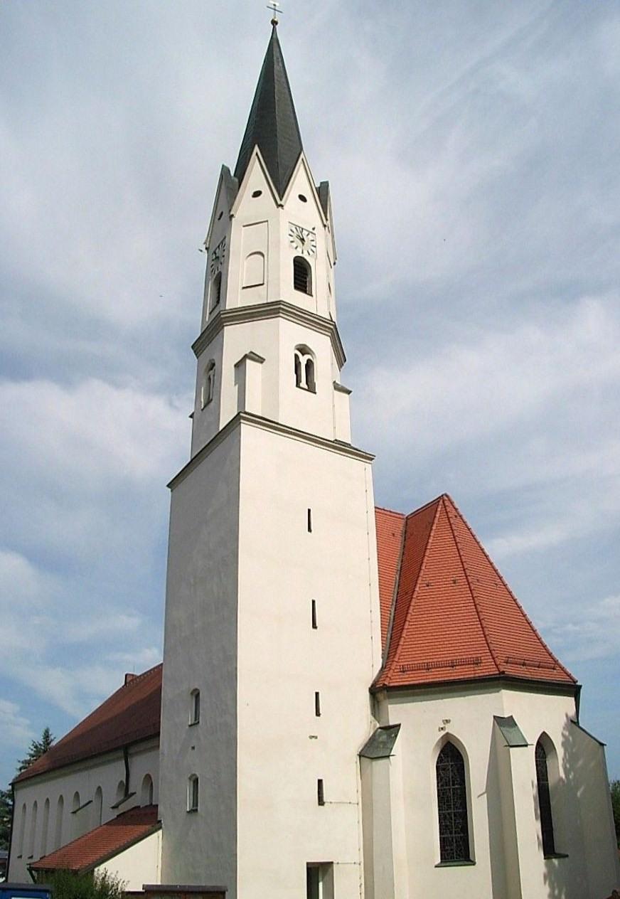 Pfarrkirche Egglham