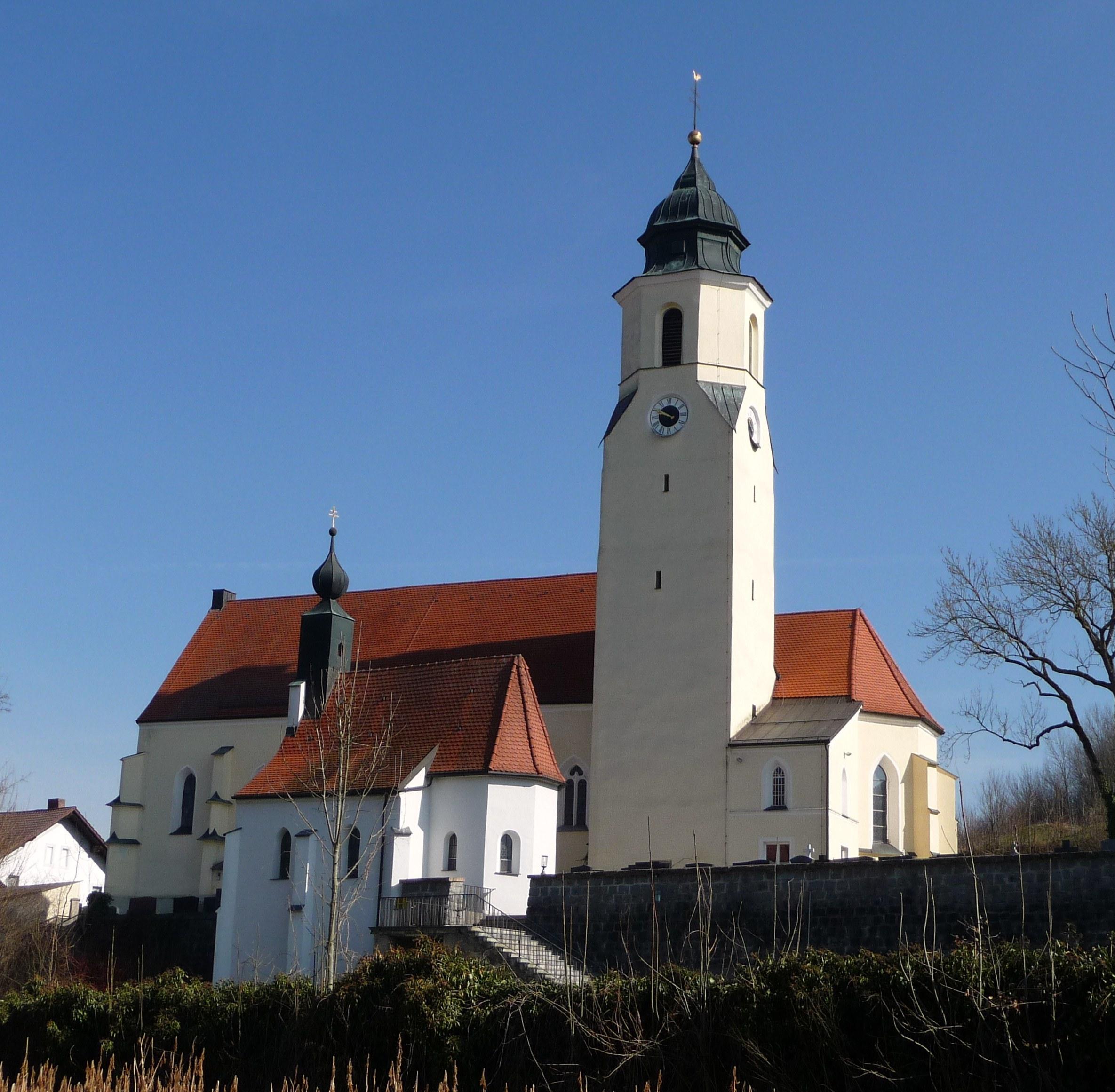 Pfarrkirche Engertsham
