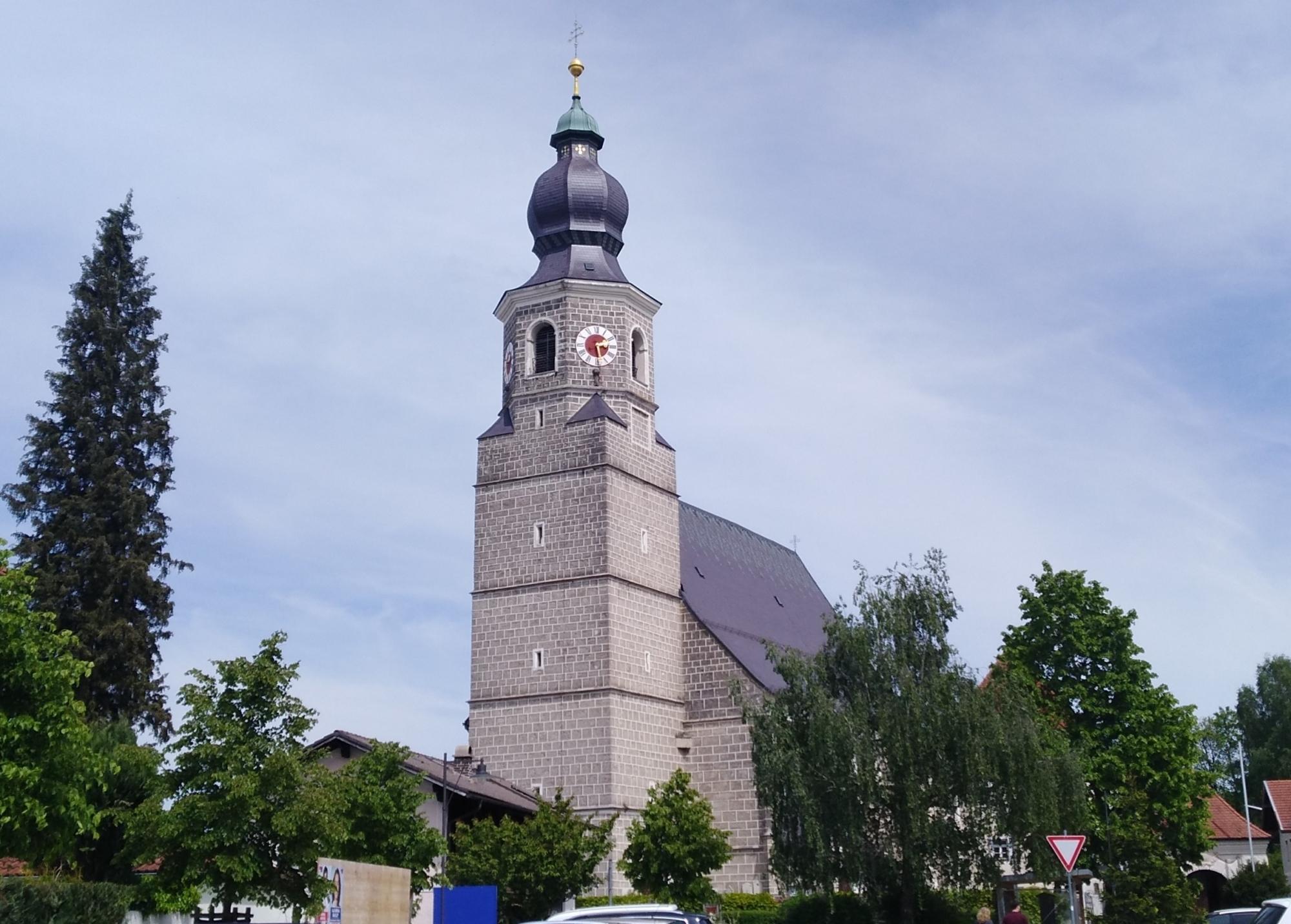 Pfarrkirche Feichten AB 2019