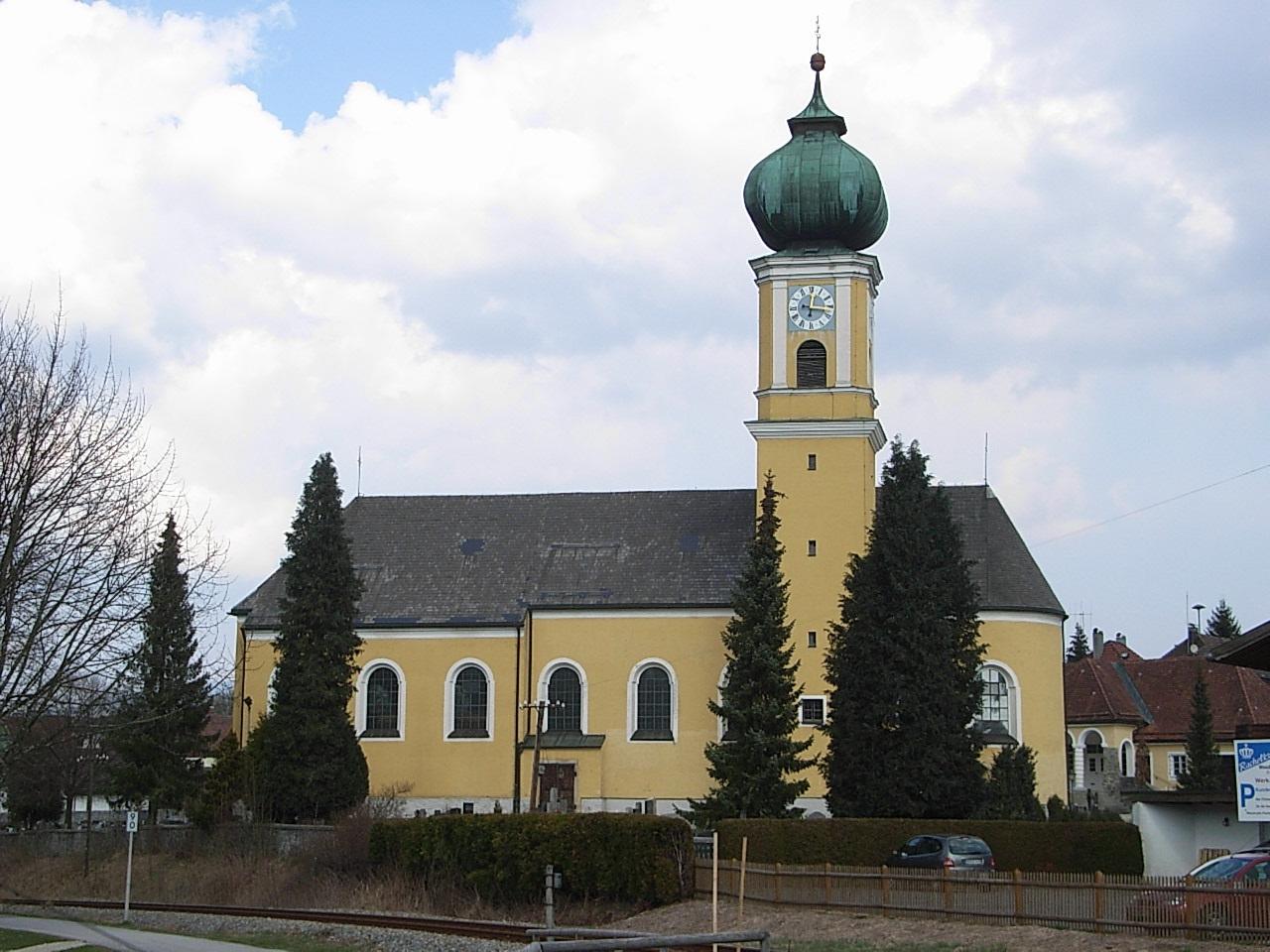 Pfarrkirche Frauenau