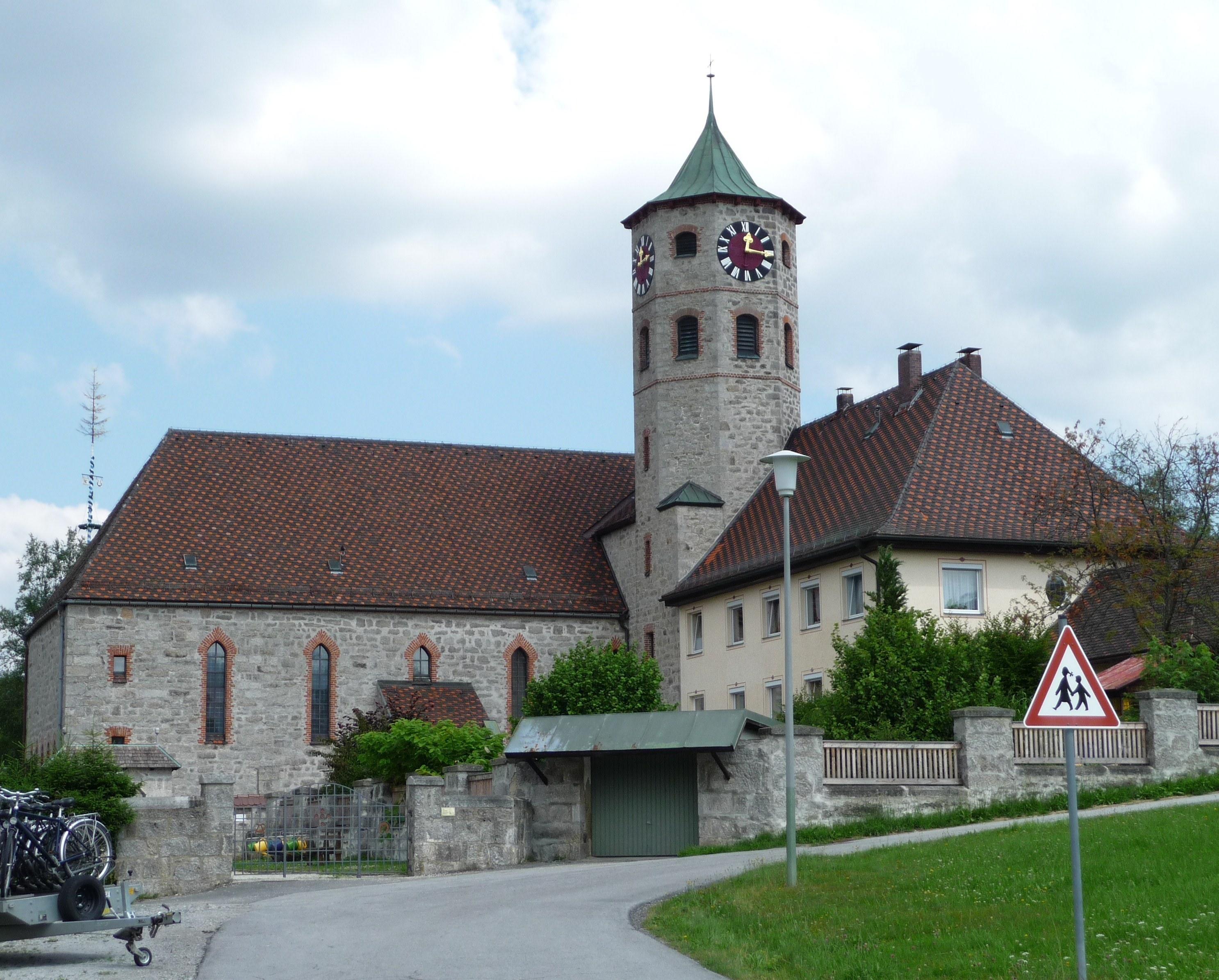 Pfarrkirche Haidmc3Bchle