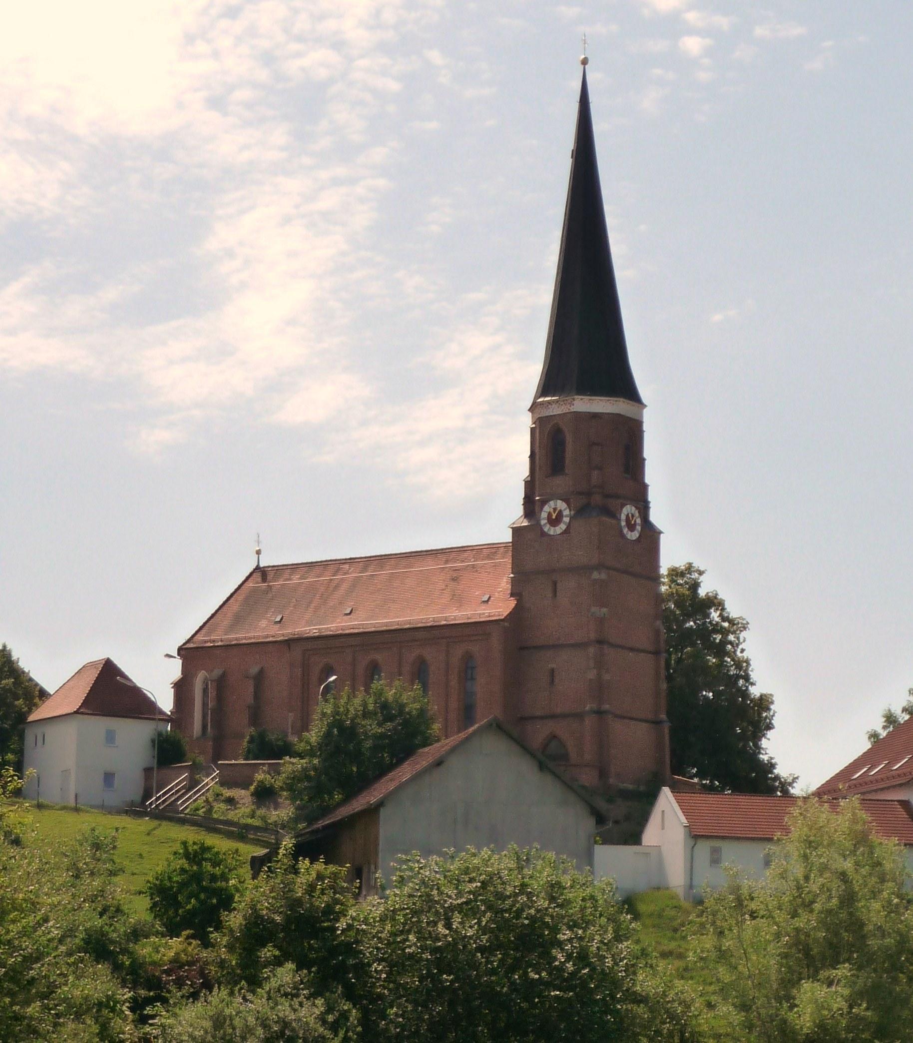 Pfarrkirche Hirschhorn