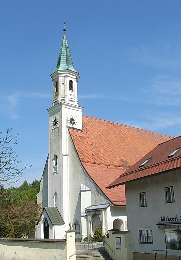 Pfarrkirche Holzkirchen