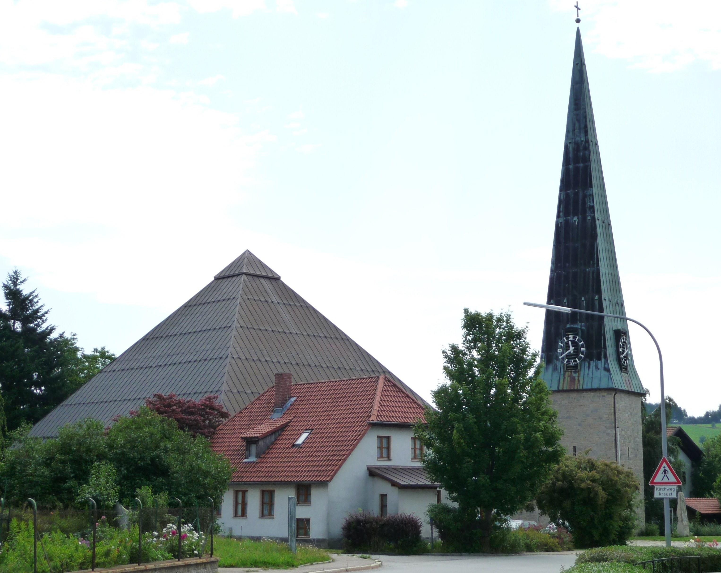 Pfarrkirche Jandelsbrunn