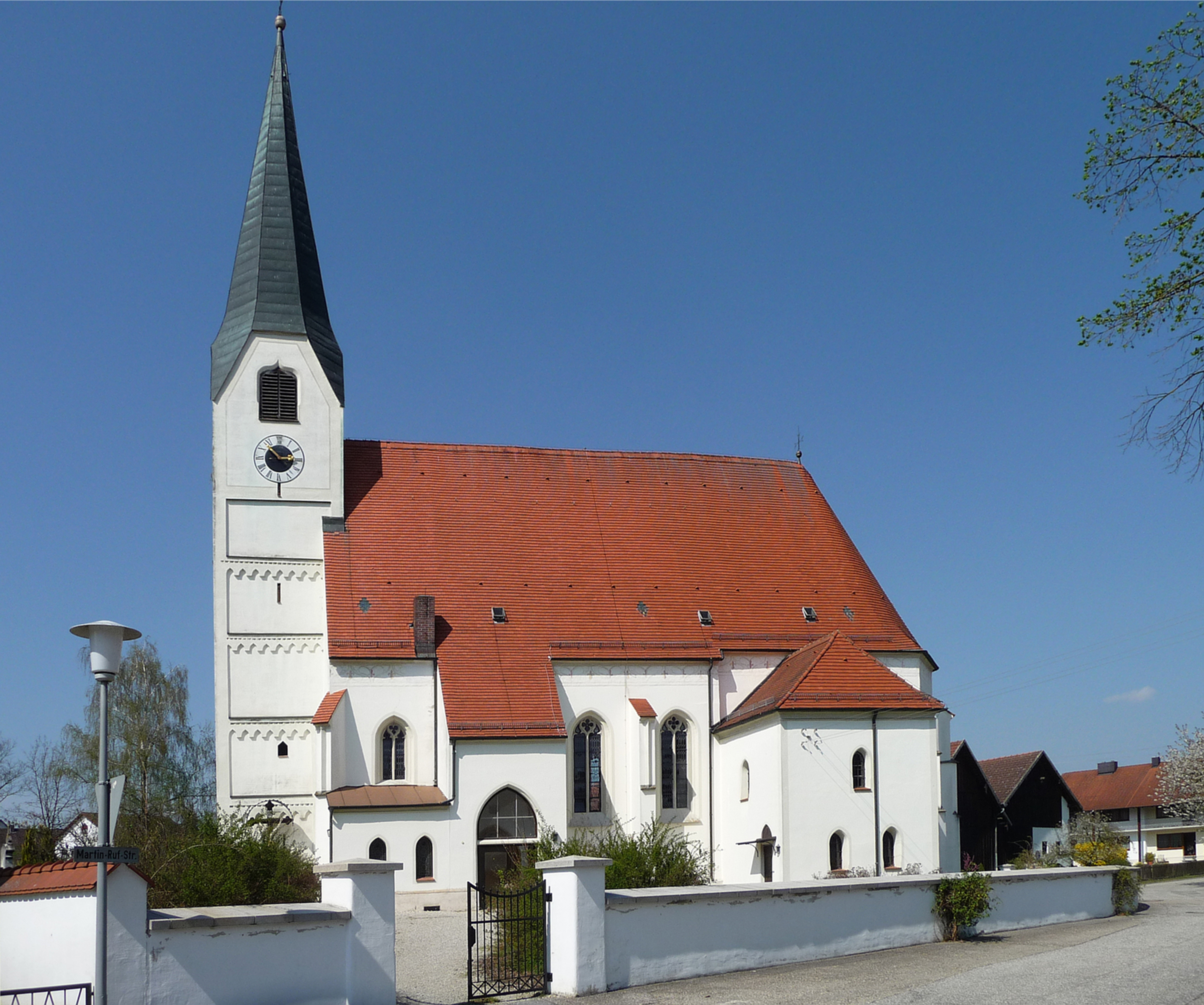 Pfarrkirche Johanniskirchen 2