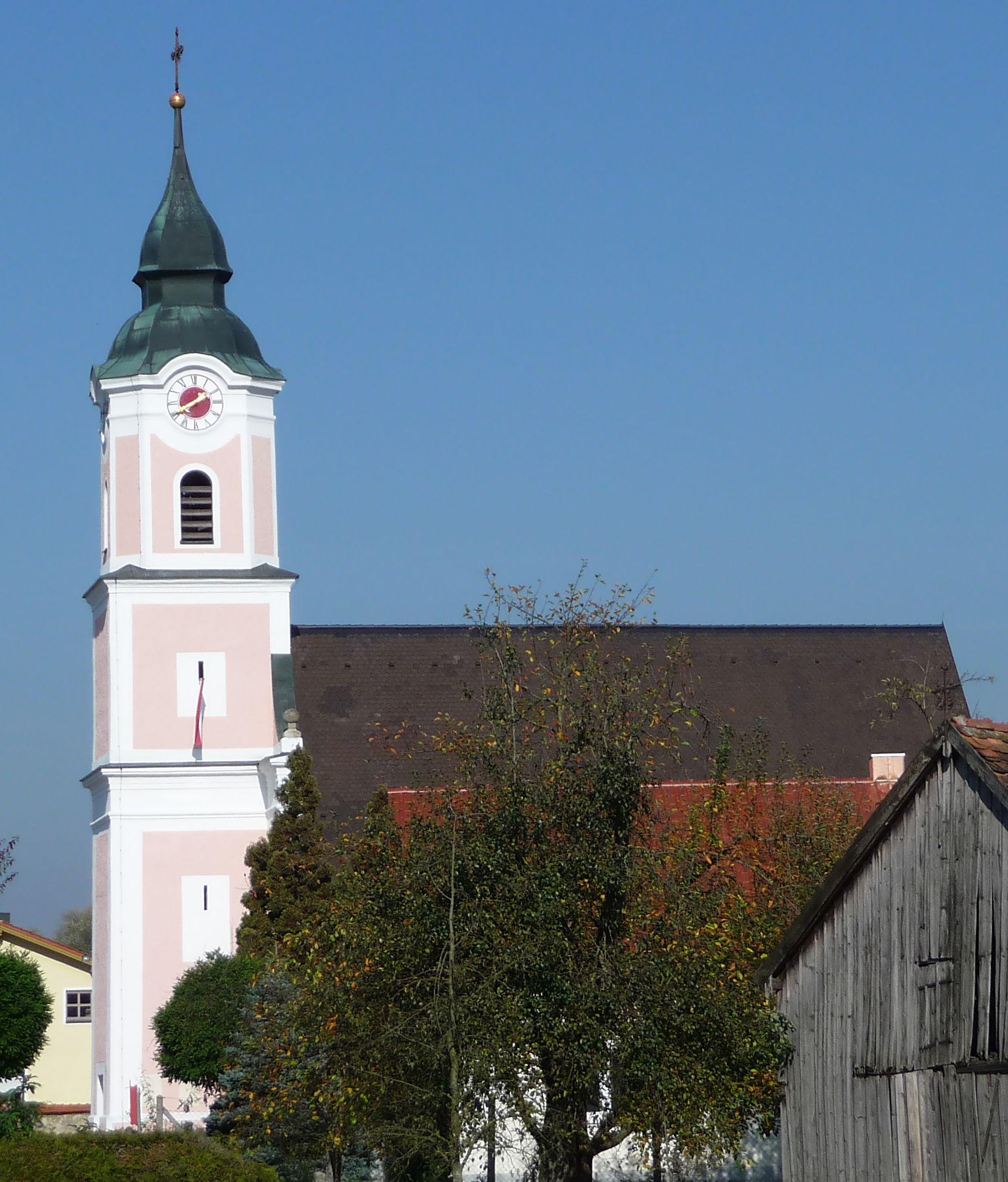 Pfarrkirche Kc3Bcnzing