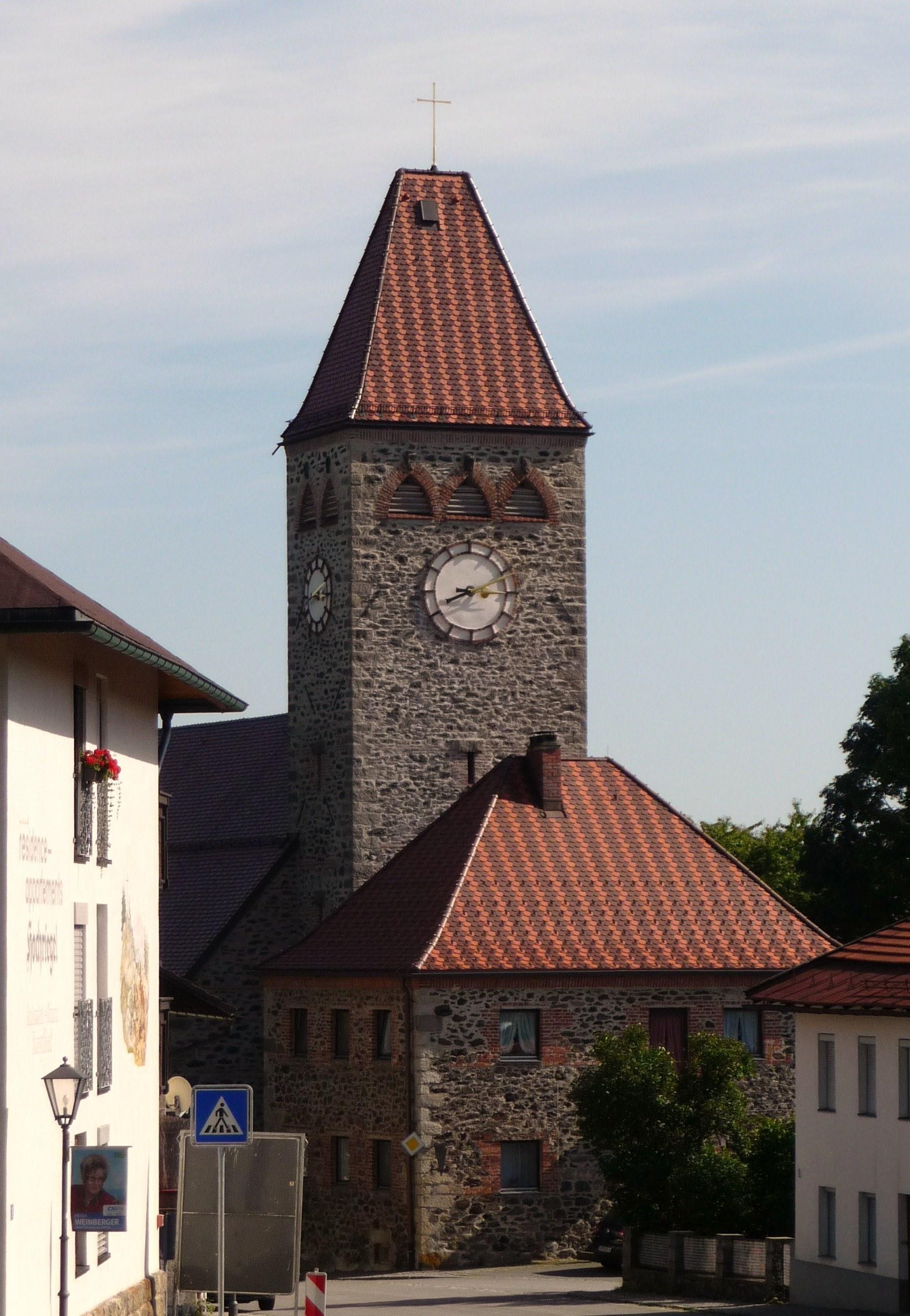 Pfarrkirche Klingenbrunn