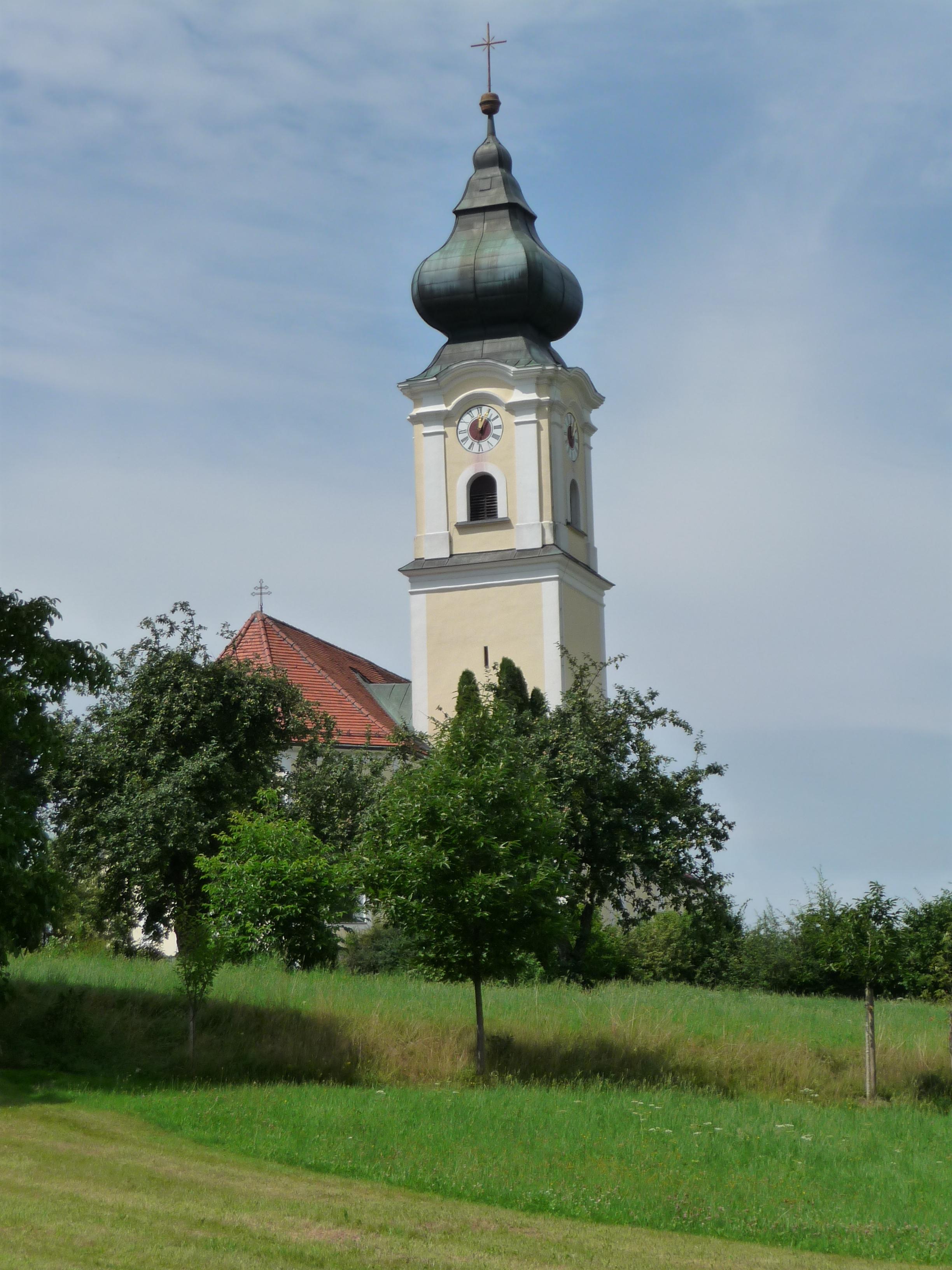 Pfarrkirche Lalling
