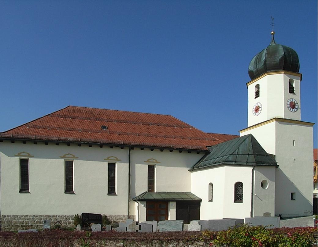 Pfarrkirche Langdorf 2