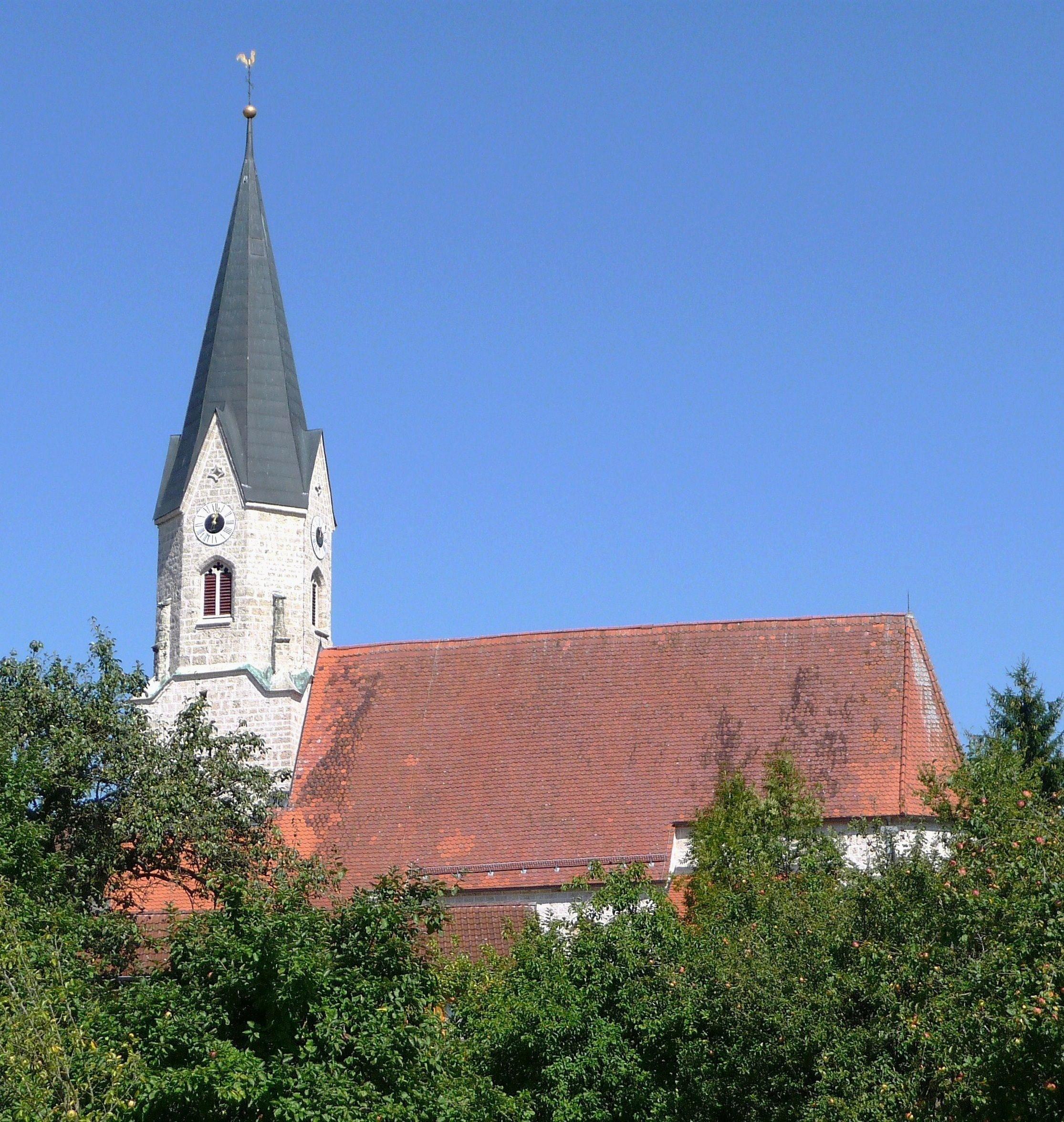 Pfarrkirche Mc3Bcnchham