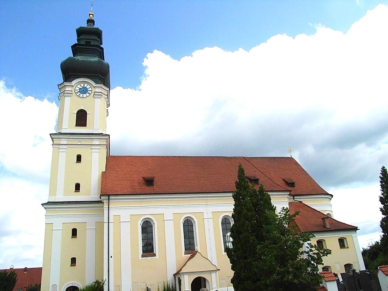 Pfarrkirche Mariakirchen