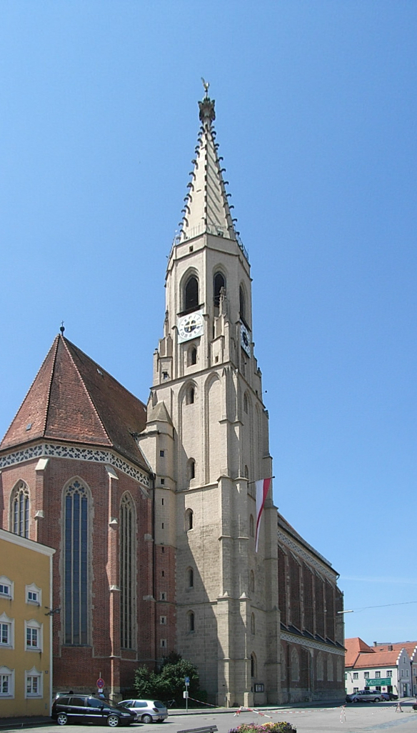 Pfarrkirche Neuoetting 2
