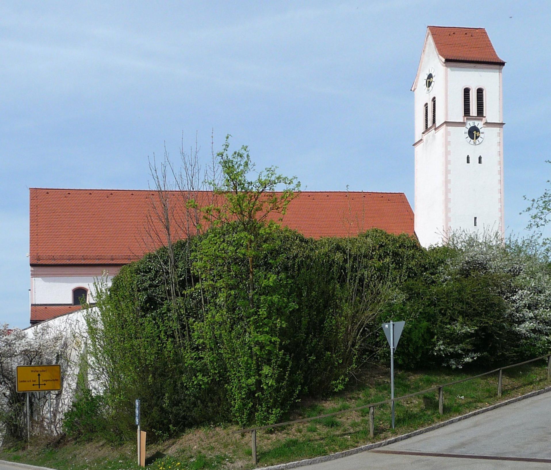 Pfarrkirche Oberpc3B6Ring 2
