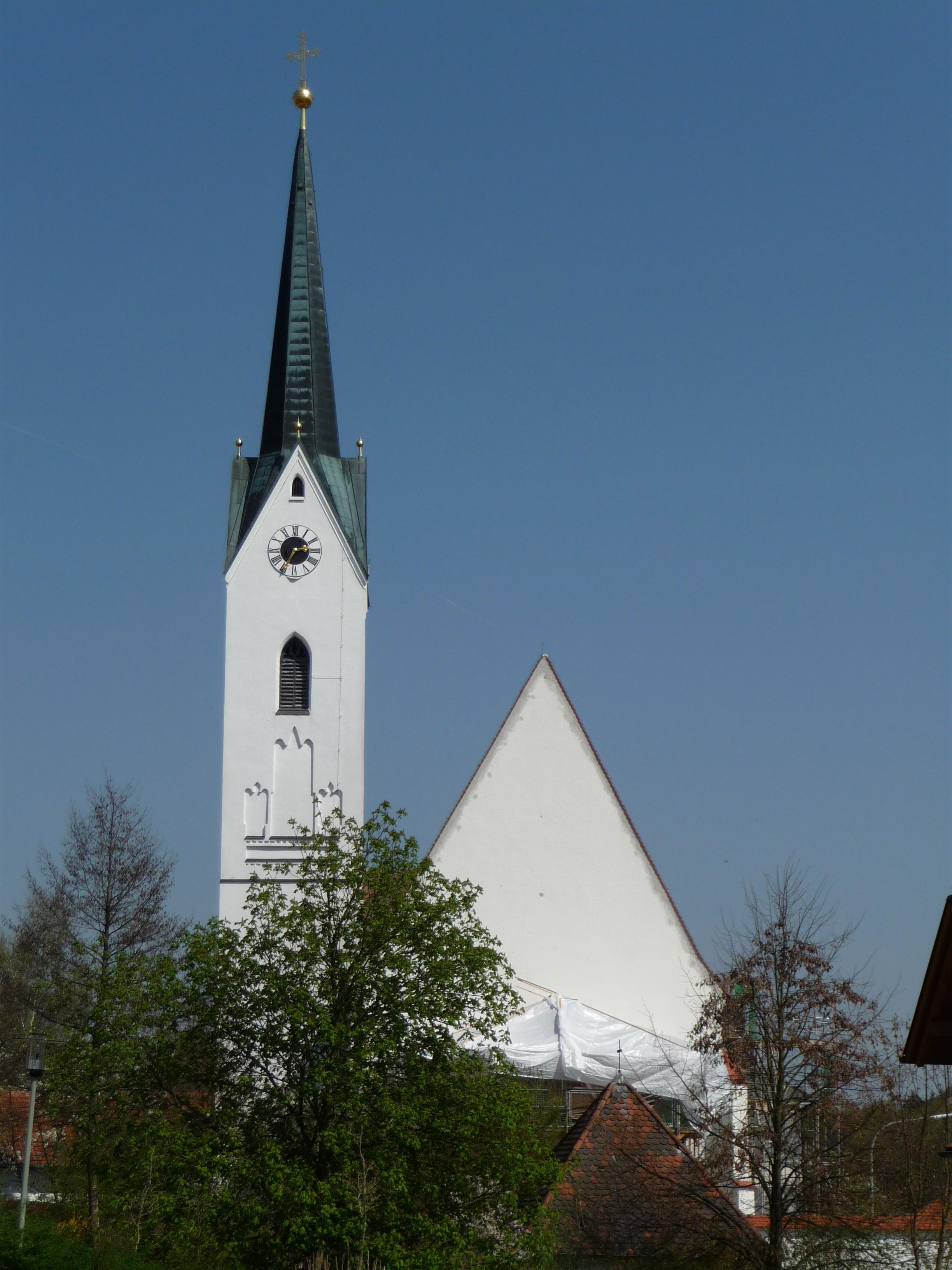 Pfarrkirche Peterskirchen