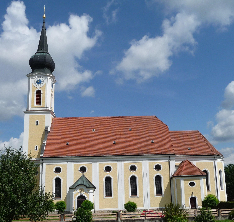 Pfarrkirche Pleinting