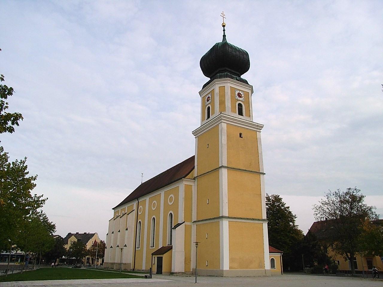 Pfarrkirche Pocking