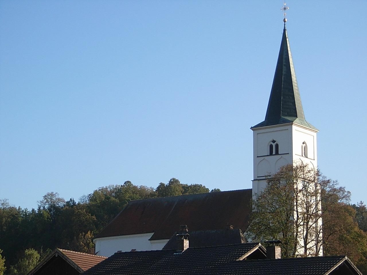 Pfarrkirche Postmuenster