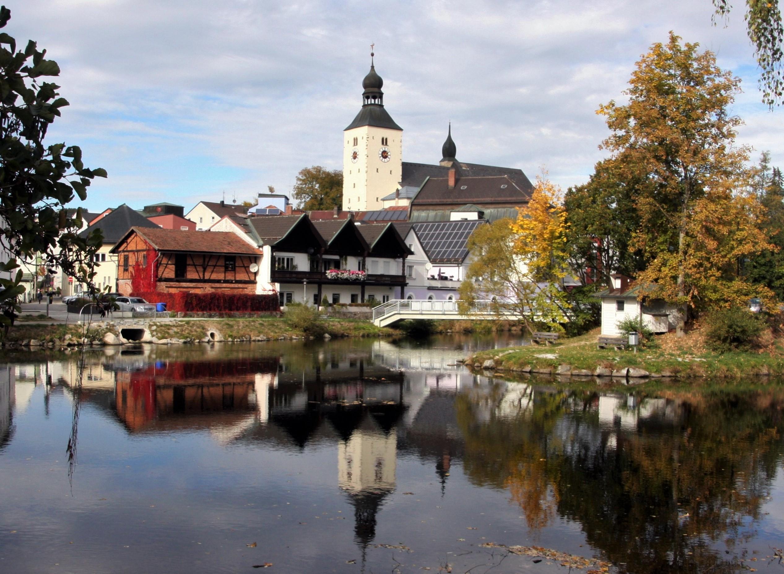 Pfarrkirche_Regen
