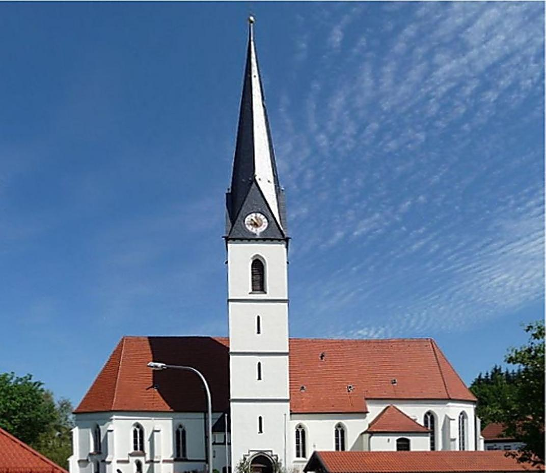 Pfarrkirche Reischach 2
