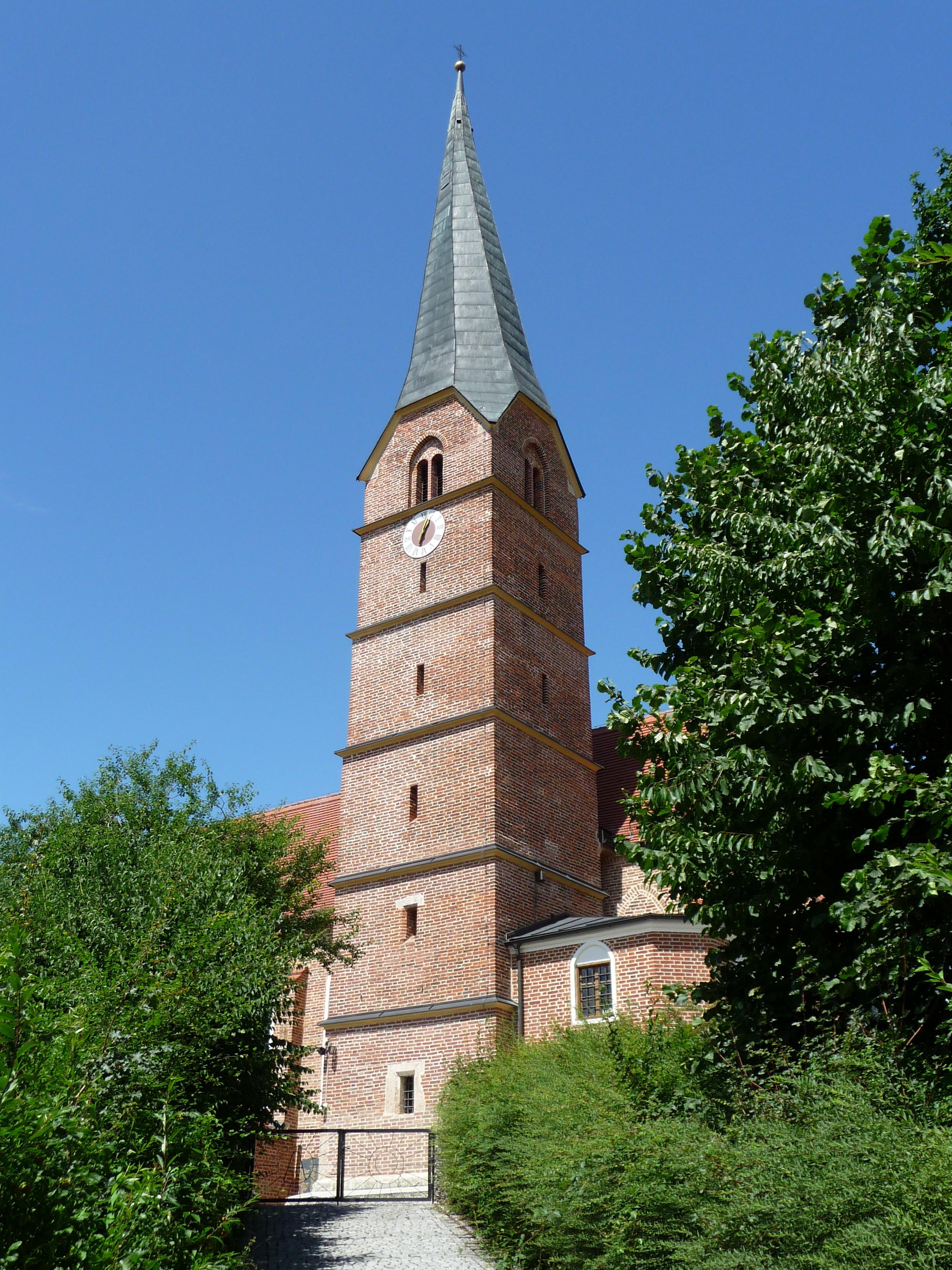 Pfarrkirche Reut
