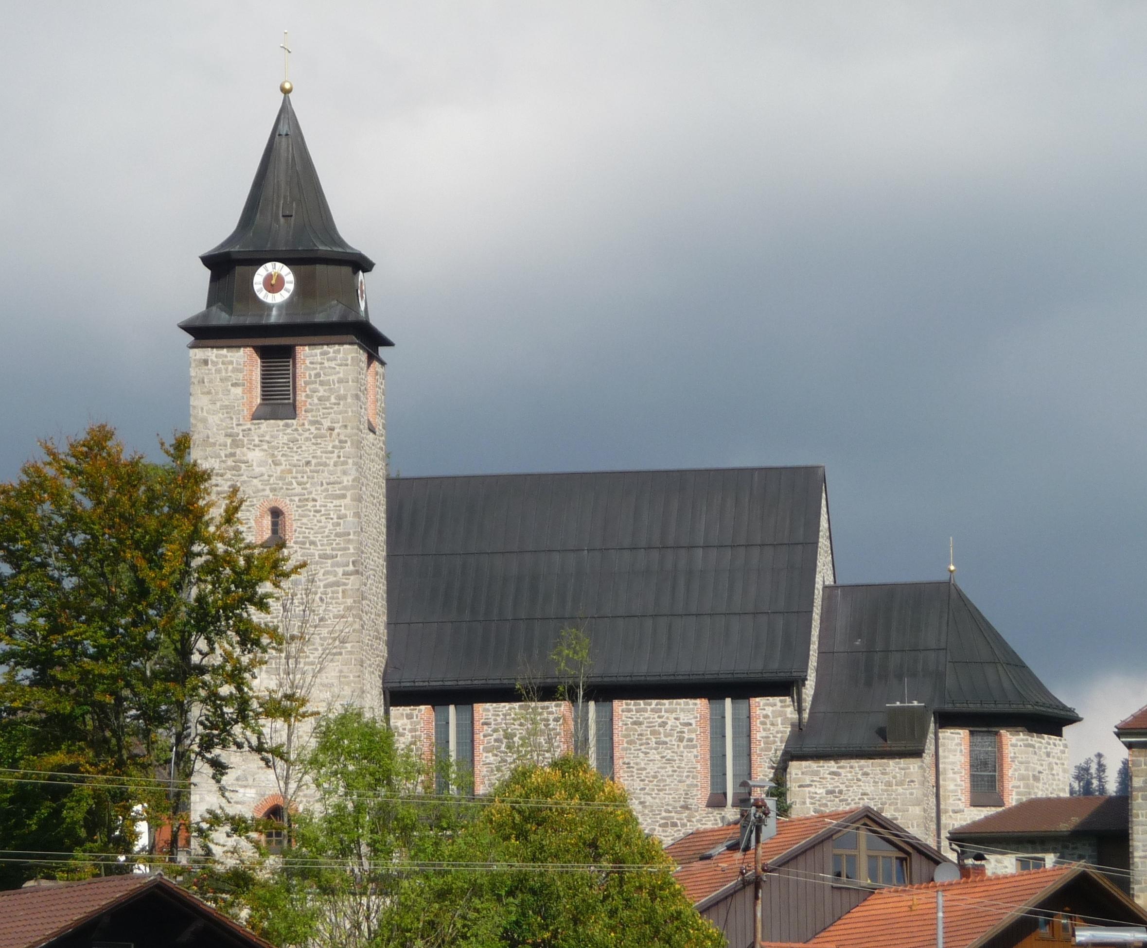 Pfarrkirche Schoenbrunn Am Lusern